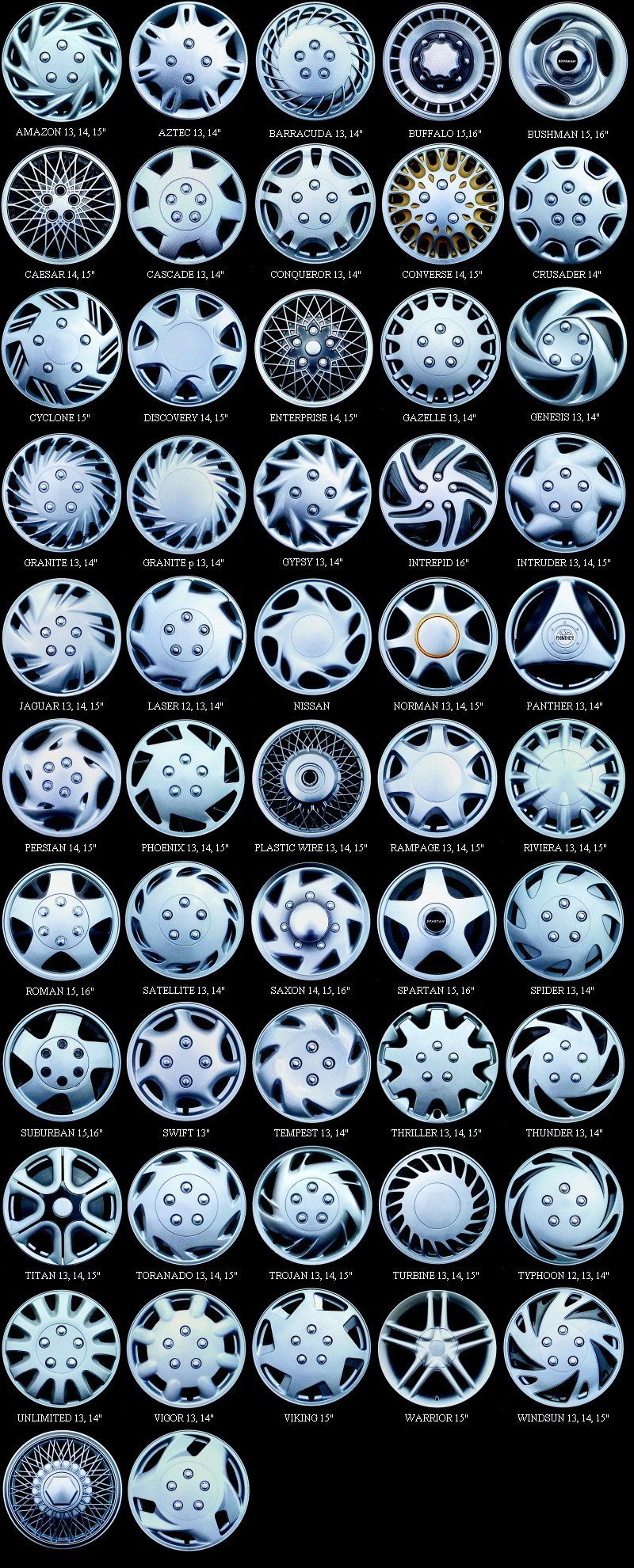Hubcaps Dealer Sale Of New And Used Hubcaps Wheelcovers